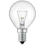 лампа накаливания ИСКРА PS45-60w-E14-CL