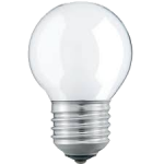 лампа накаливания ИСКРА PS45-40w-E27-FR