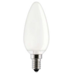 лампа накаливания ИСКРА B35-60w-E14-FR