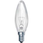 лампа накаливания ИСКРА B35-60w-E14-CL