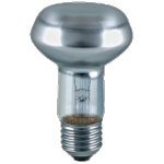 лампа накаливания BELLIGHT R63-40w-E27-CL