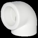 уголок РОСТУРПЛАСТ Ø32x90° белый